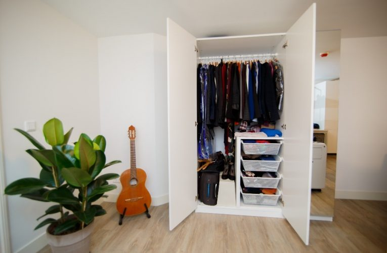 5 Benefits of Choosing a Fitted Bedroom Wardrobe
